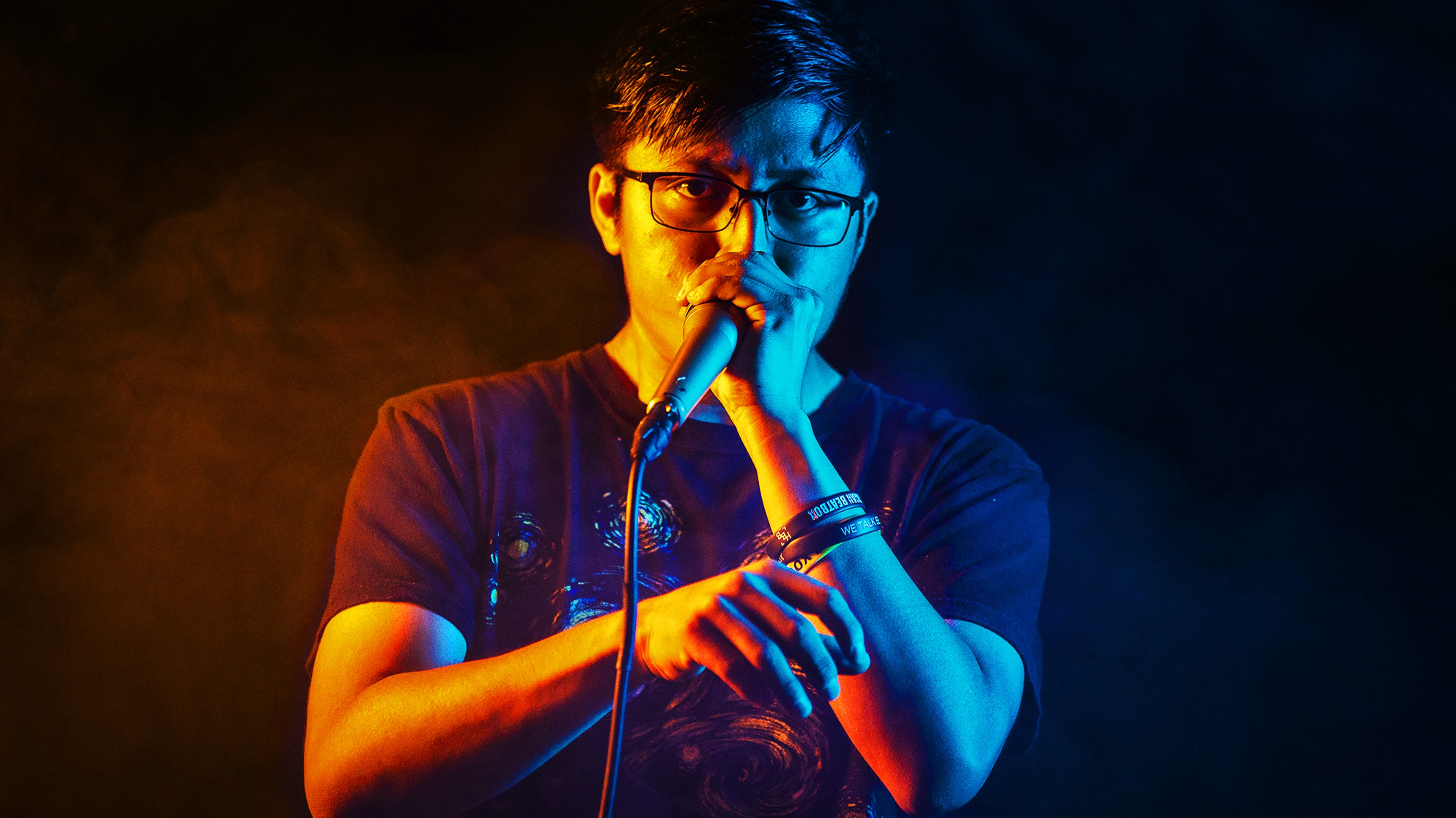 He's got the beat: Louisville-based beatboxer is one of the best in the  nation