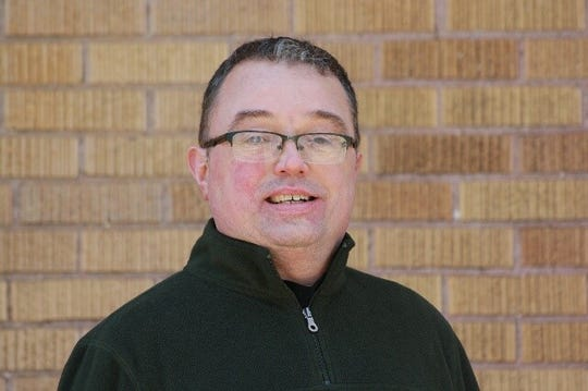 Scott Hughes is running for a Lansing City Council seat, representing the city's 1st ward.