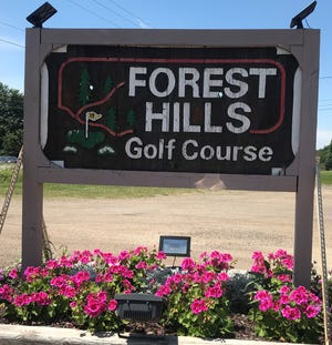 Forest Hills Golf Course in Mansfield is the perfect place to work on your short game and iron play.