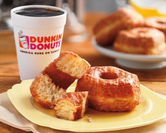 Dunkin' Donuts has a location on campus at FGCU in Estero.