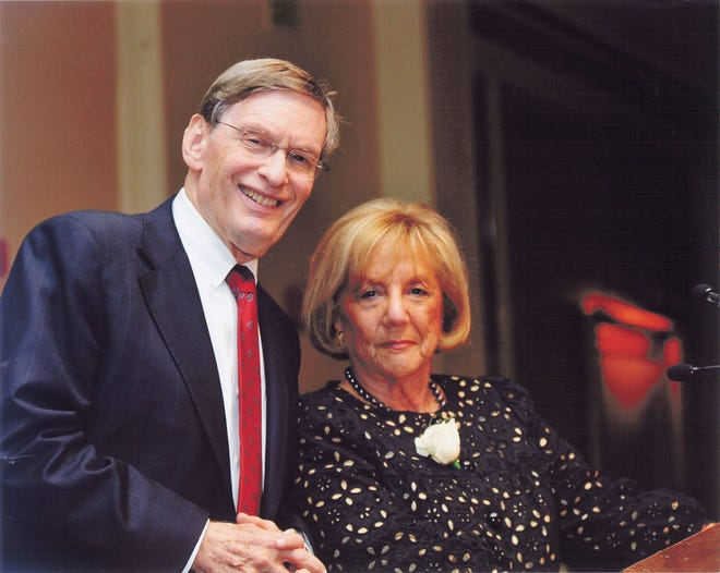 Bud and Sue Selig