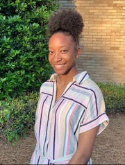 Jazmyne Isaac, president of the BTW Student Government Association.