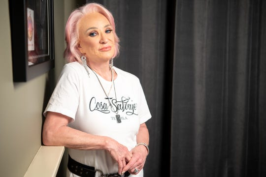 Tanya Tucker will perform during the opening number at Wednesday's CMA Awards.