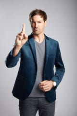 Comedian Jeff Dye performs at Off The Hook Comedy Club in North Naples from April 5-8, 2018.