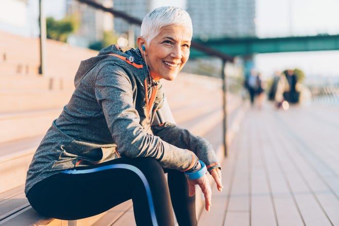 Staying healthy can be more difficult as we age, but there are easy ways to make the process more enjoyable.