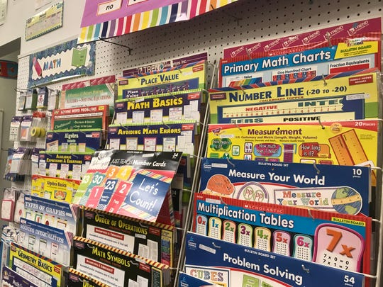 Bosland's Learning Plus has been providing classroom supplies to teachers in New Jersey for the past 39 years and is expected to close at the end of the year.