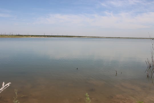 Officials from Eddy County and the New Mexico State Police searched the waters of Brantley Lake north of Carlsbad July 31 for a possible drowning victim.