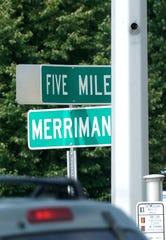 Five Mile and Merriman in Livonia.