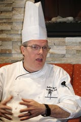 Epoch Catering Chef Robin Wilson talks about how he arrived at Novi's Epic Catering.