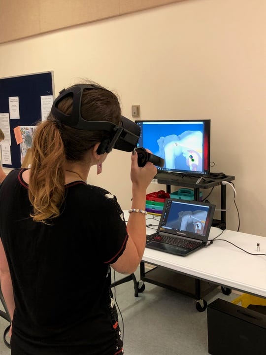 The Gulf Breeze Library's STEAM Makerspace program introduces patrons to an array of new technology.