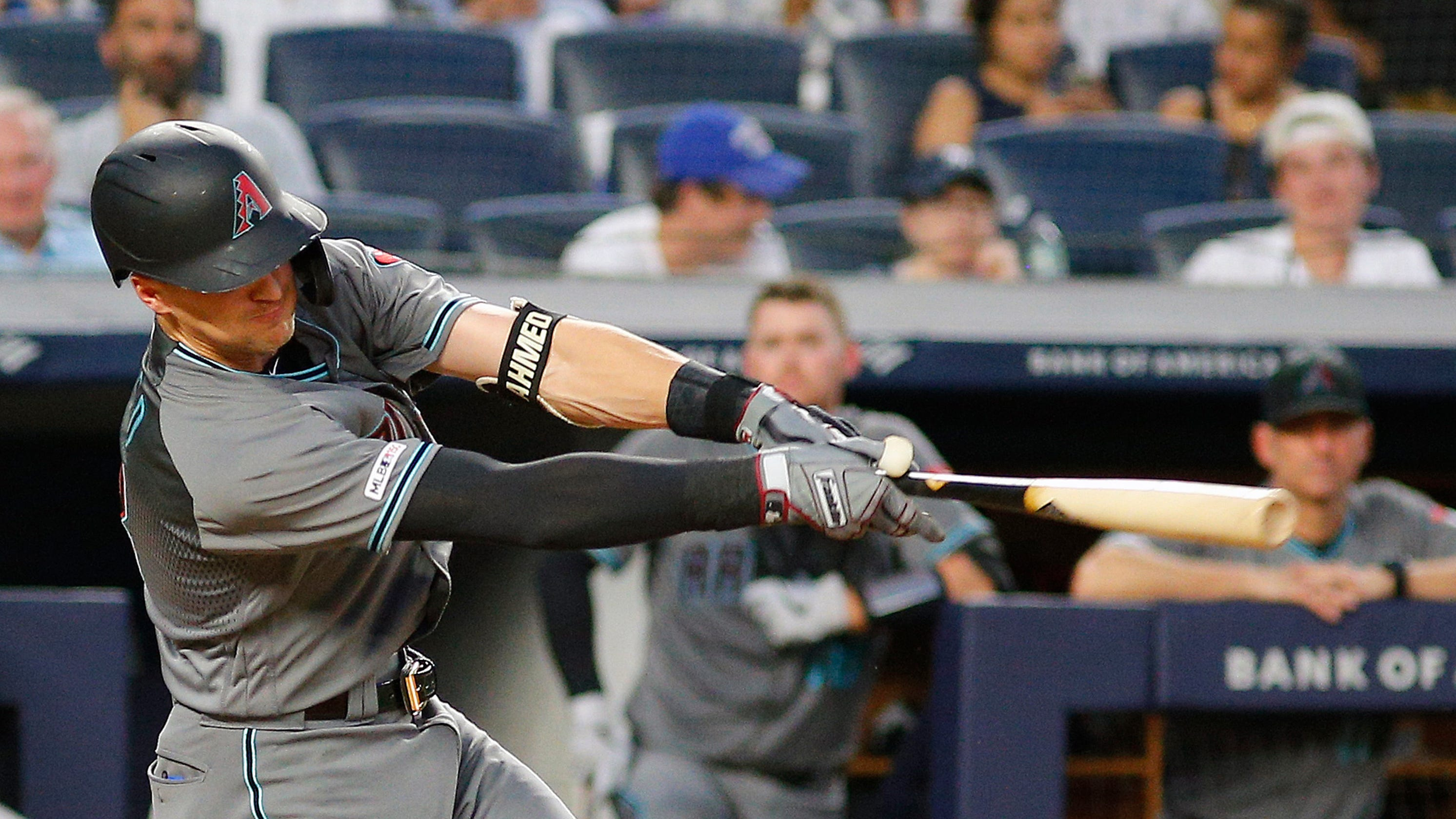 Arizona Diamondbacks' Nick Ahmed part of MLB's shortstop revolution