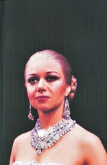 "Elaine Paige created the role of Eva Peron in the stage version of ""Evita"" in 1978."
