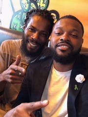 Jazzmond Holloway (left) died from a gunshot wound on June 30, 2019. His family asked the public to come forward with any information on his homicide.
