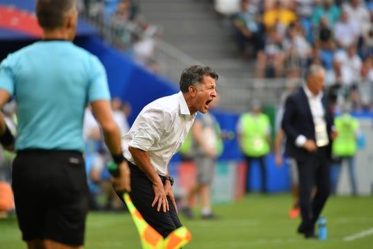 Juan Carlos Osorio es el actual entrenador de Nacional, en Colombia.