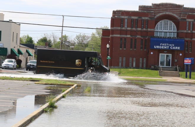 Port Clinton officials are looking to address the city's long-standing infrastructure issues, but it remains to be seen what kind of impact, if any, the pandemic will have on the anticipating implementation of the plan.