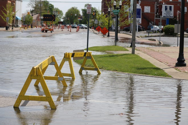 Port Clinton officials are looking to address the city's long-standing infrastructure issues.
