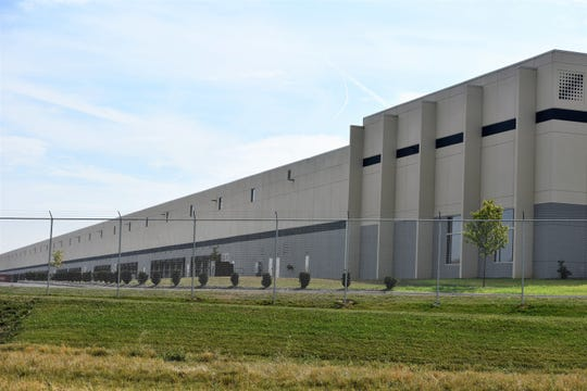 Lowe's is opening a distribution center in this 1.2 million-square-foot facility in United Business Park in Shippensburg, pictured July 31, 2019.