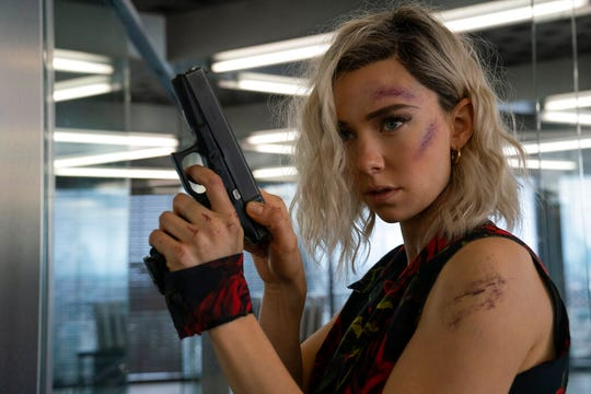 "Vanessa Kirby stars in ""Fast & Furious Presents: Hobbs & Shaw."" The movie is playing at Regal West Manchester, Frank Theatres Queensgate Stadium 13 and R/C Hanover Movies."