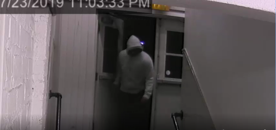 One of four men wanted by Northern York County Regional Police in connection with the recent shooting at the Super 8 motel in Manchester Township.