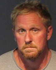Michael Thomas Davis was arrested by Washoe County Sheriff on Tuesday, July 30 for illegally dumping three vehicles.