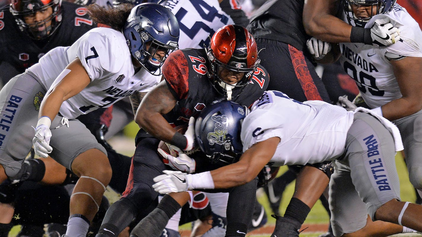 Nevada Wolf Pack Football Track Players On National Awards Lists