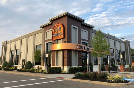 110 Grill on Jefferson Road at Clay Road opens Monday, Aug. 5.
