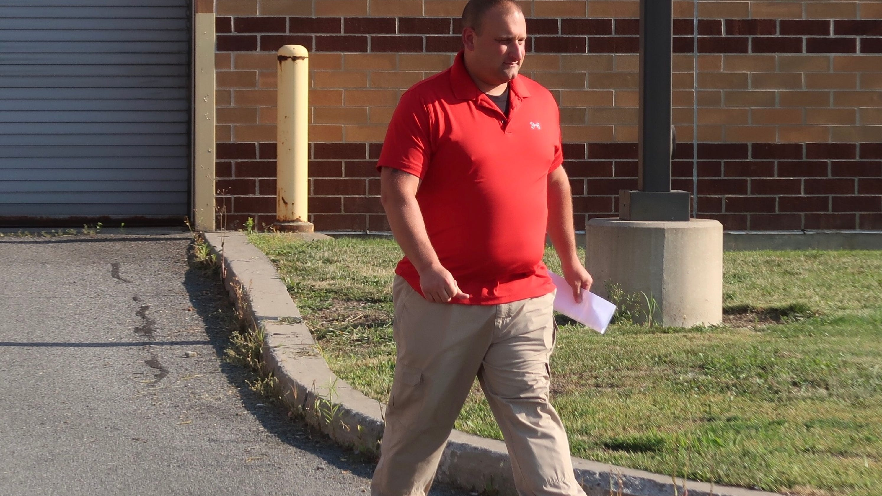Geneva officer accused of using 'unnecessary force' during