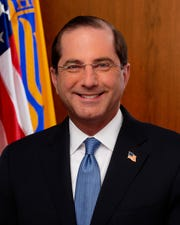Alex M. Azar II, United States Secretary of Health and Human Services