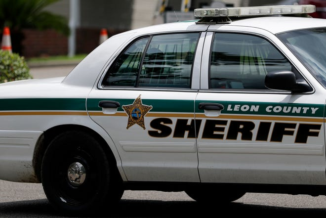 File art of a Leon County Sheriff's Office vehicle.