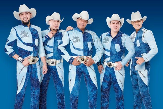 Bronco performs Saturday at El Paso County Coliseum.
