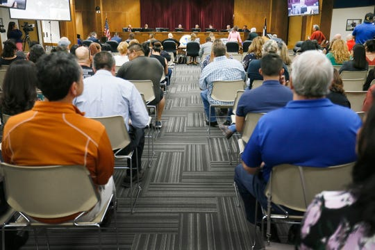 YISD will hold several town halls to discuss a $425M bond.