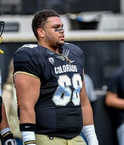 St. Bonaventure High graduate Casey Roddick enters training camp at the University of Colorado atop the depth chart at offensive guard.