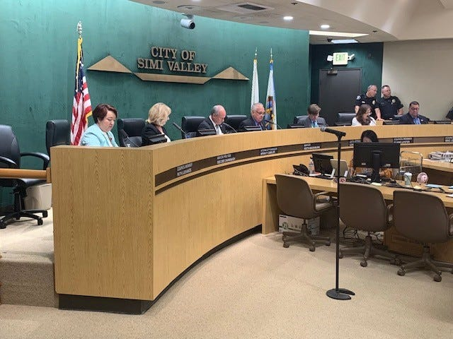 Despite a need for senior housing in Simi Valley, the City Council this week upheld the Planning Commission's denial of a proposed 51-unit senior townhousecomplex which was opposed by many neighbors.