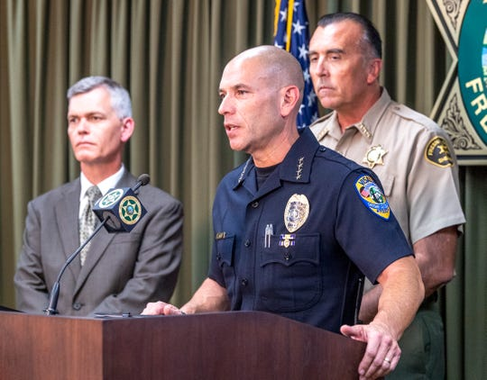 Suspected Valley serial killer charged with slaying 3, including