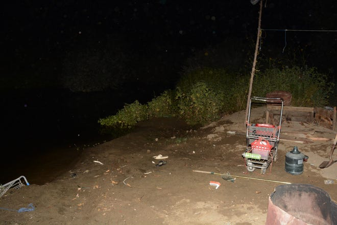 The body of a Porterville man was found in the Tule River on Sunday, July 28, 2019.