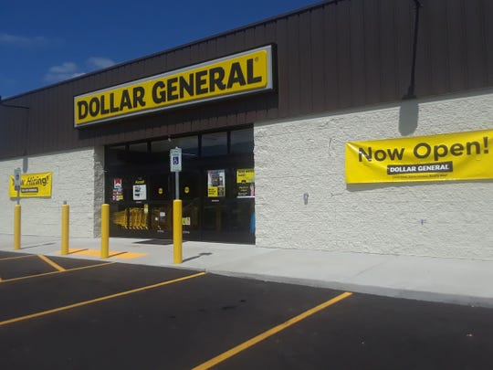 Dollar General is now open and hiring at 400 State Road in Hatley.