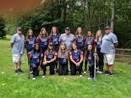 The combined Haverstraw/Nanuet team is competing in the 2019 Junior League Softball World Series in Kirkland, Wash.