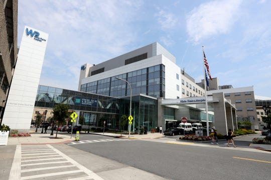 White Plains Hospital, photographed July 31, 2019, was named a top hospital in the Hudson Valley. The rankings were part of a U.S. News and World Report review.
