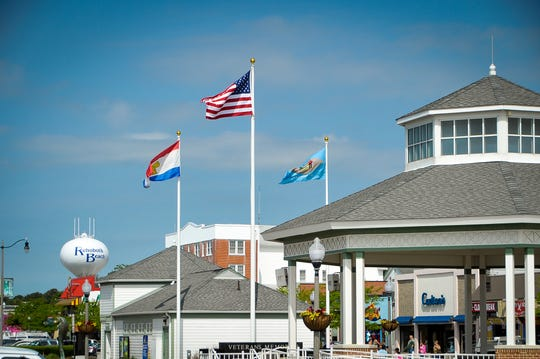 Rehoboth boasts charming homegrown stores and a mile-long boardwalk.