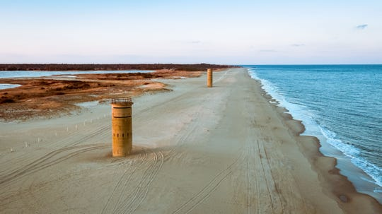 Scenic beaches are one of the many perks of buying a vacation home in Delaware.