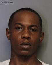 Cecil Williams, 19, was arrested in connection to a shooting on July 28 that injured a 19-year-old woman.
