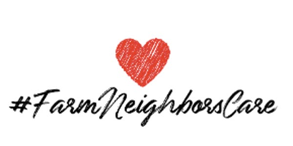 #FarmNeighborsCare is a social media campaign that asks rural residents to have face-to-face conversations with farmers and agri-business owners.