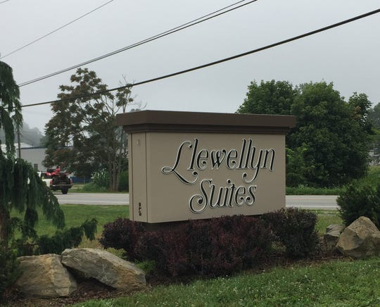 Llewellyn Suites on Newark Road will soon be accepting new residents.