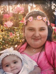 Keyla Salazar, 13, was shot and killed Sunday at the Gilroy Garlic Festival.