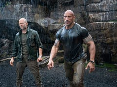 'Fast & Furious' spinoff 'Hobbs & Shaw' beats out 'Scary Stories' to repeat at No. 1