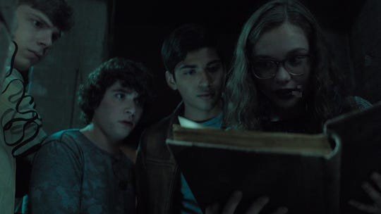 Haunting storytellings come to life in 'Scary Stories to Tell in the Dark' trailer