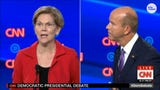 Who won the Democratic debate second round was issues; health care took the lead, and race got lots of time, but some viral moments did well too.