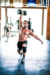 Rich Froning is aiming to lead his team, CrossFit Mayhem, to a fourth title at the 2019 CrossFit Games