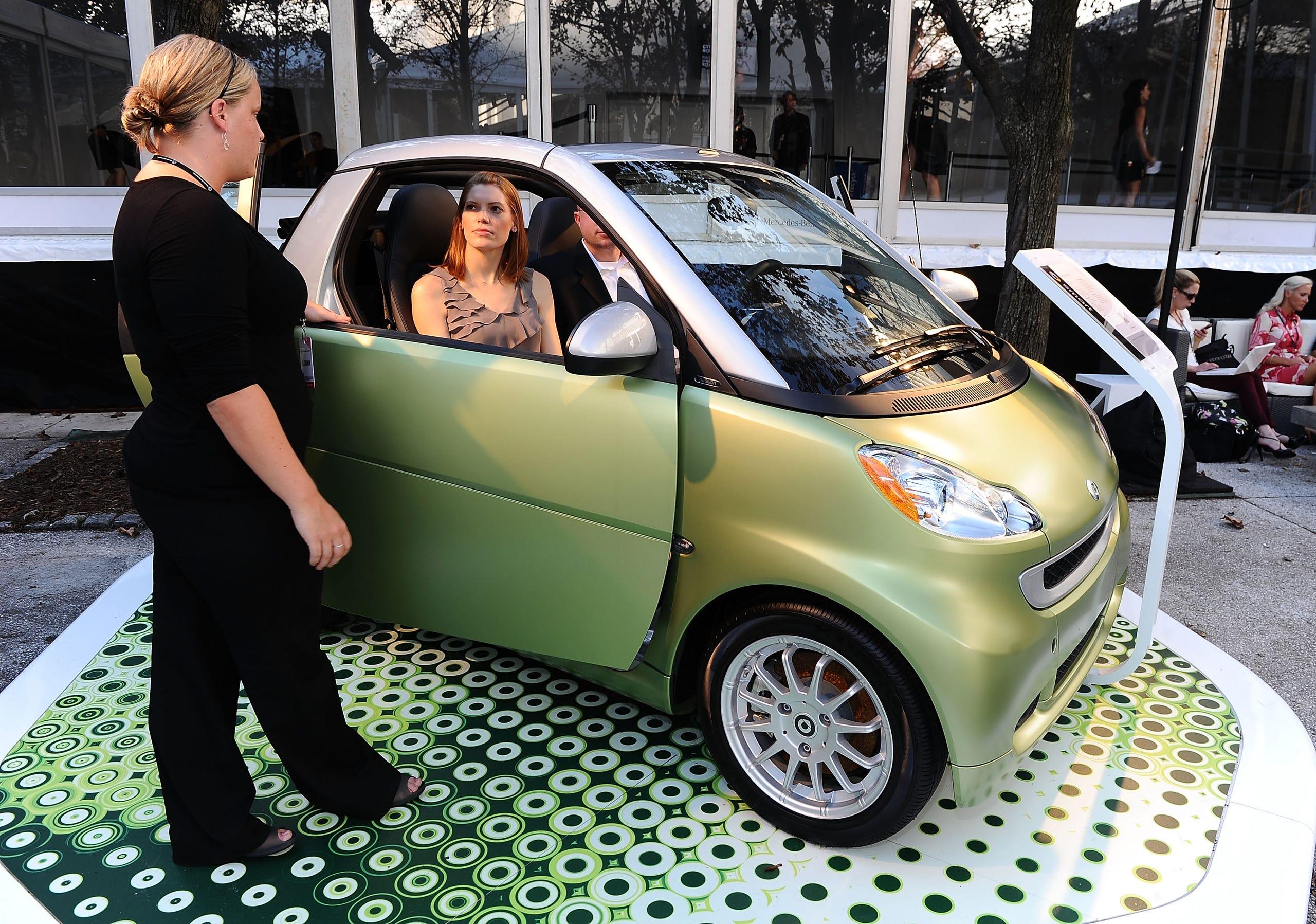 2012 Smartcar