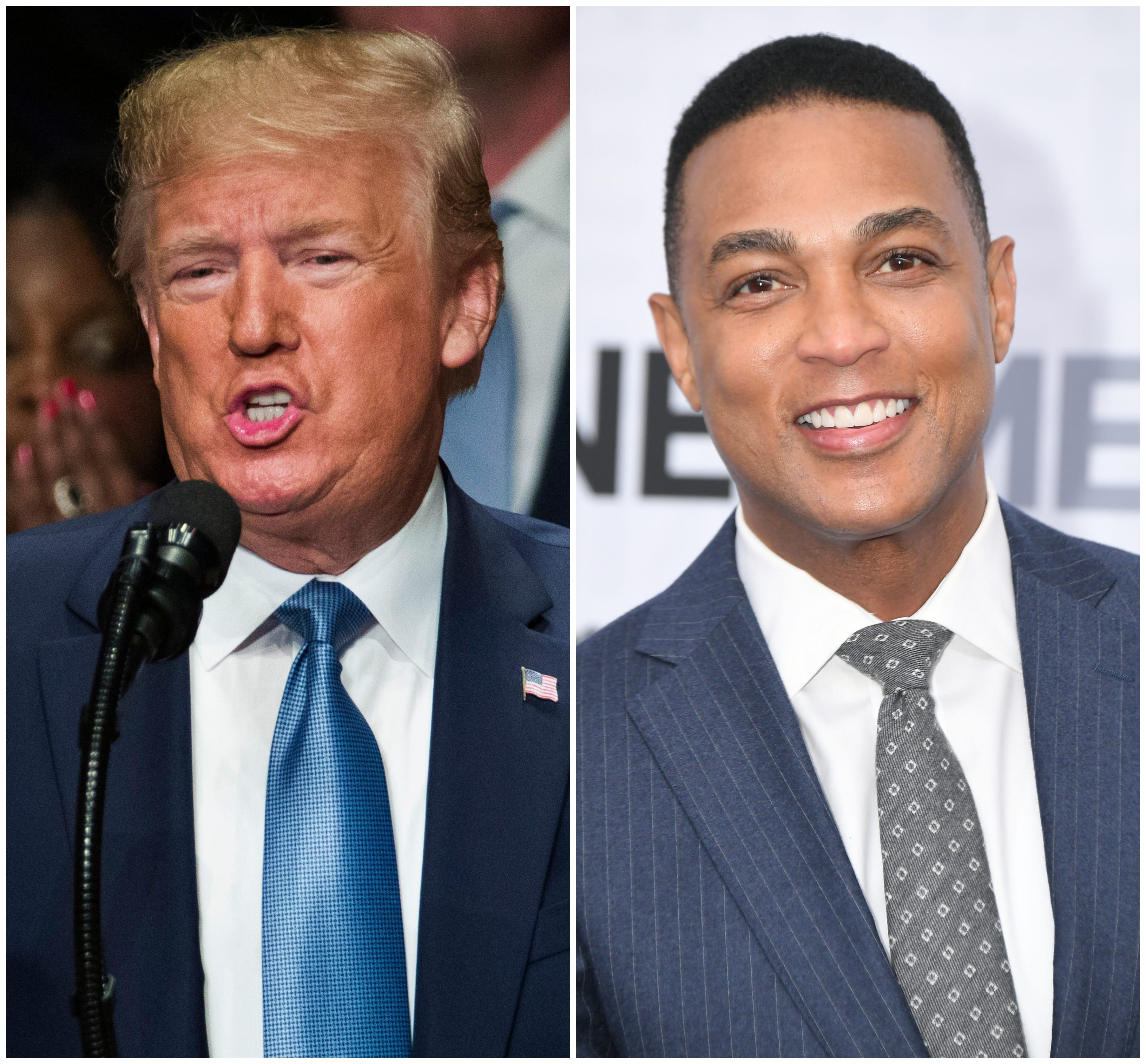 Don Lemon clarifies remarks after President Trump called him the  dumbest man on television